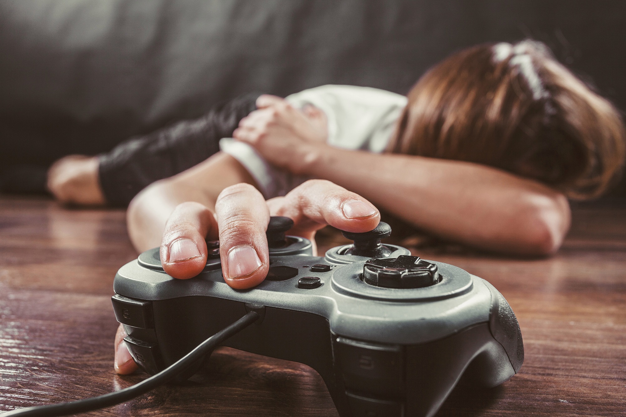 Why Video Game Addiction Happens