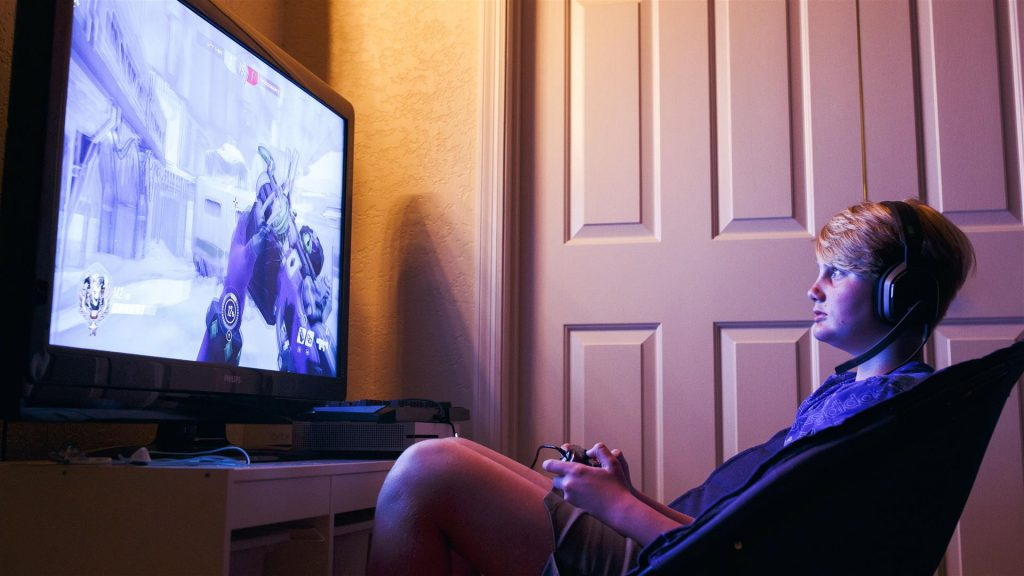 Why Teens Become Addicted to Online Gaming